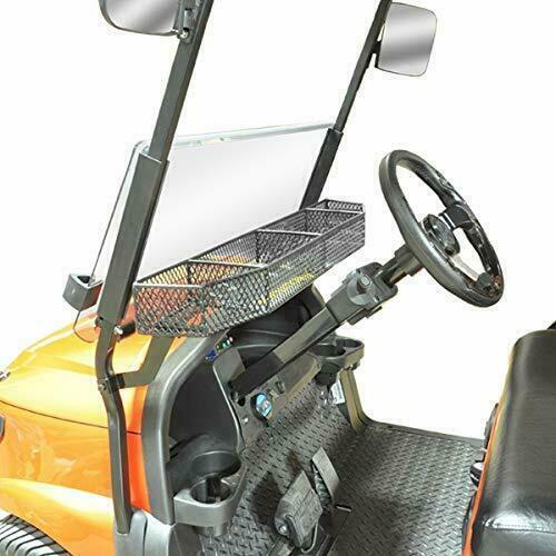 Cesta de utilidad de almacenamiento de  información interior GTW Club Coche Ezgo RXV de Yamaha precedente TXT DS  te hará satisfecho