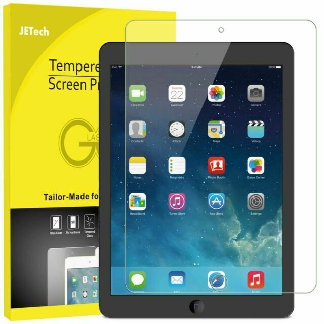 "Pro 9.7/"" 2x Gard® Tempered Glass Screen Protectors for Apple iPad Air 2"