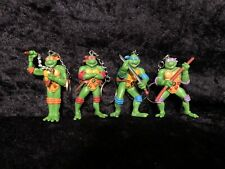 Teenage Mutant Ninja Turtles Set of 4 Artesian Ornament