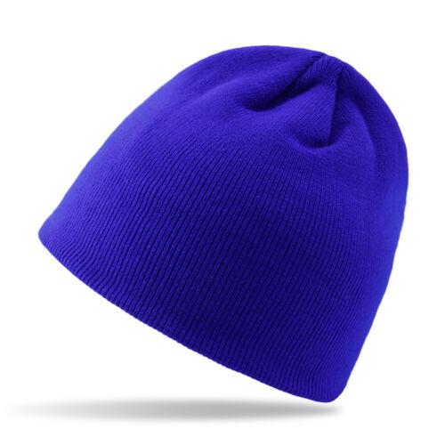 Men Women Hat Hip-Hop Wool Knitted Ski Cap Warm Winter Cuff Unisex Beanie father