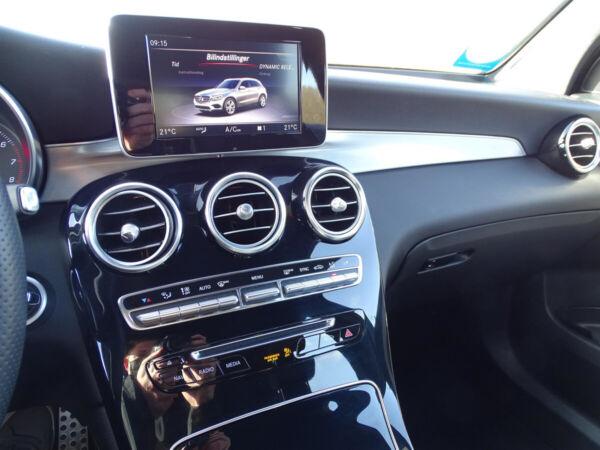 Mercedes GLC300 2,0 Coupé aut. 4Matic billede 10