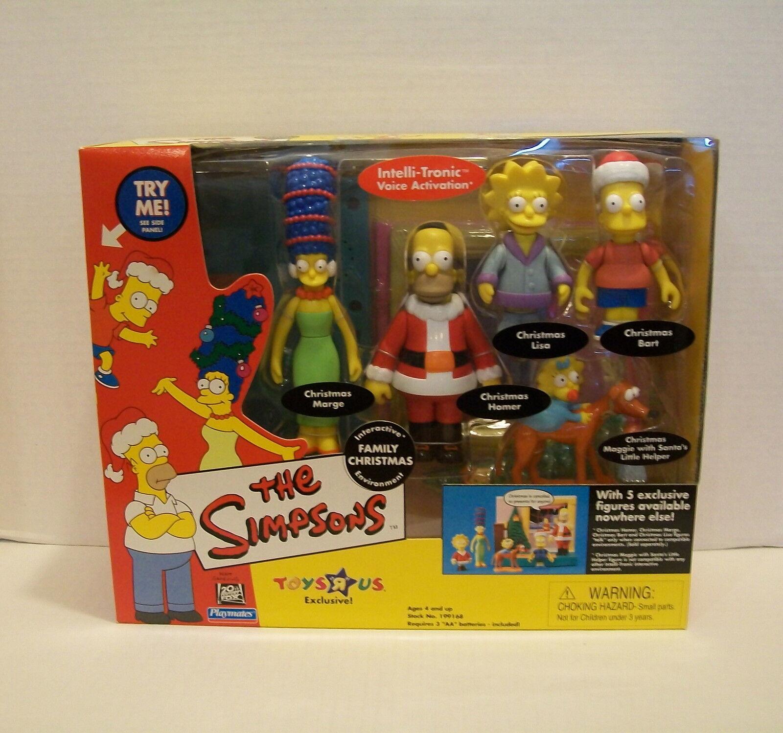 Simpsons familie weihnachten tru exklusiv