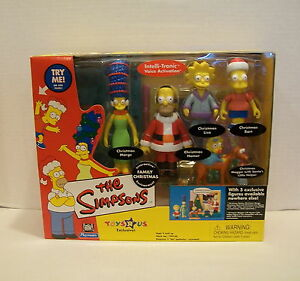 Simpsons Family Christmas Tru Exclusive 9784337799165