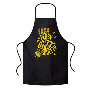Easy-Peasy-Lemon-Squeezy-Fun-Sprueche-Negan-TWD-Grillschuerze-Latzschuerze