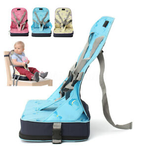 Foldable-Baby-Safety-High-Chair-Feeding-Seat-Infant-Portable-Dining-Travel-Belt