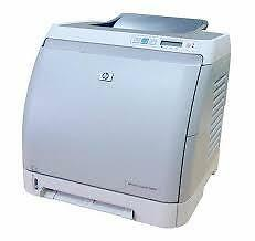 hp laserjet 2600n workgroup laser printer 829160809366 ebay. Black Bedroom Furniture Sets. Home Design Ideas