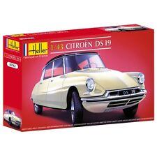 Heller Citroen DS 19 DS19 Frankreich Göttin Modell-Bausatz 1:43 NEU OVP tipp kit