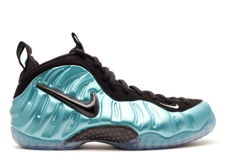 nike blue air foamposite electric blue nike größe 14.624041-410 jordan penny 5847b9