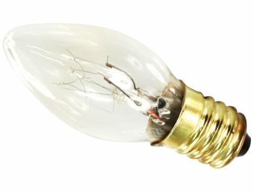 Mini Kühlschrank Glühlampe E14 10W Dimmbar Lampe Glühbirne Leuchtmittel warmweiß