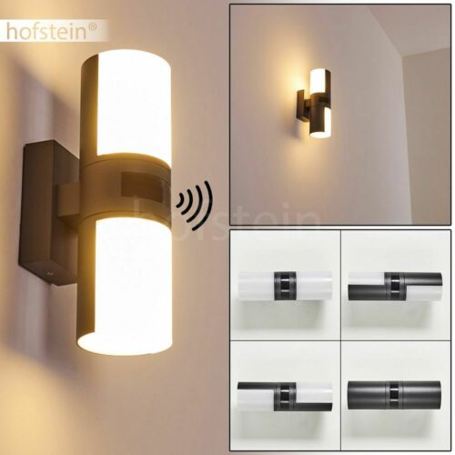 Outdoor Wall Lamp Motion Detector LED House Door Driveway Balcony Patio Lamp