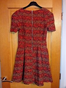 Cute-Dress-By-Mademoiselle-La-Redoute-Size-8-In-Excellent-Condition