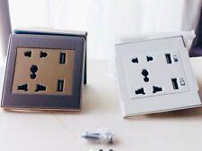 Usb wall socket 3.1A
