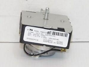 details about general electric dryer oem timer assembly (we4m188) {p1439} ge dryer models ge we4m533 timer appliancepartspros com