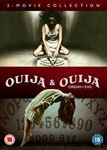 Ouija / Ouija: Origin of Evil Box Set (DVD + Digital Download) [2016] [DVD]