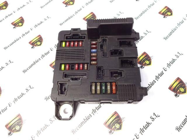 RENAULT MEGANE UNDER BONNET FUSE BOX 8200306033- ,S118399300 G for sale  online   eBayeBay