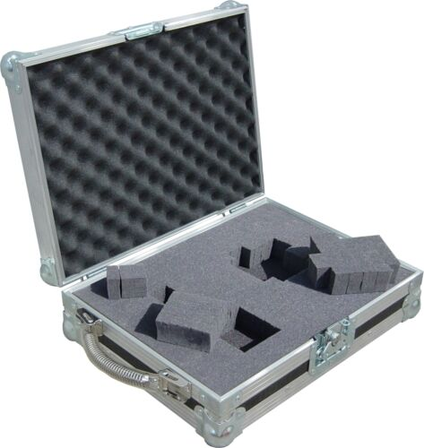 Hex Pick /& Pluck Puzzle Foam Swan Flight Case