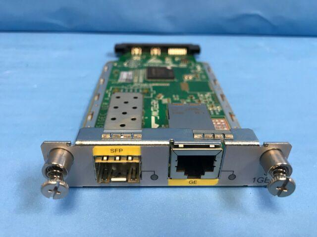 HP JG741A MSR 8P Base-T//2P Combo Switch Hmim Mod JG741-61101