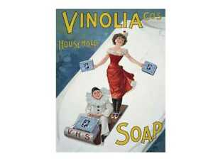 Vinolia-household-soap-retro-vintage-style-metal-wall-plaque-sign