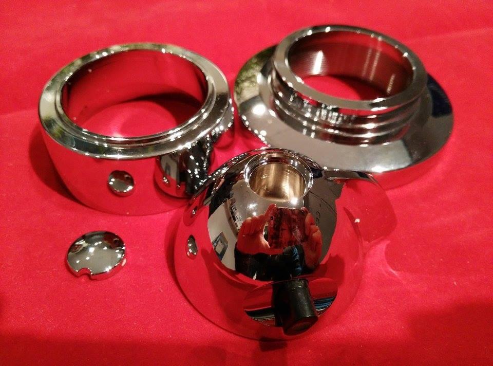Ricambio maniglia termostatica my time Albatros 4R22269600