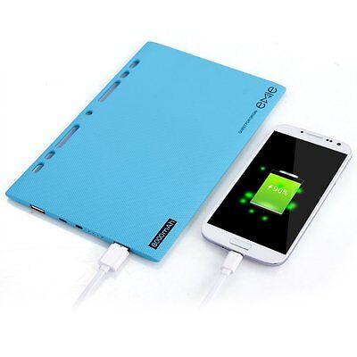 Emie Powerbank Power Bank MicroUSB 8000mAh für Samsung Galaxy S5 G900 S5 G800