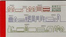 Markenheft  Hongkong Buses 2013 postfrisch