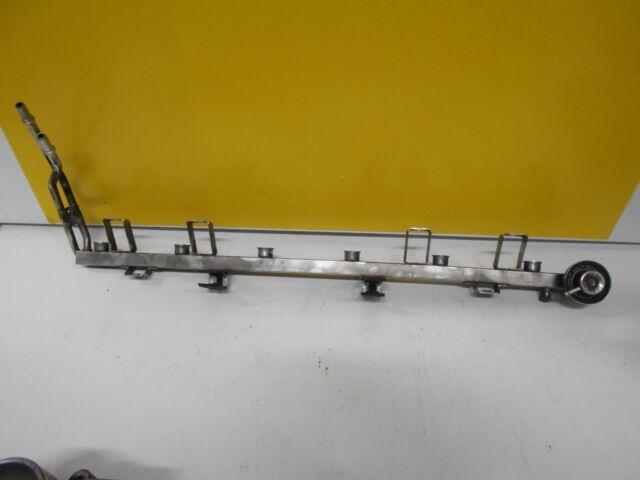 Flauto iniettori in metallo 1427985 Bmw 320i, 323i, 325i, 328i M52.  [487.19]