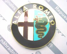 GENUINE Alfa Romeo 156 (1997 to 2002)  New Rear Boot Trunk Badge Emblem 60777672