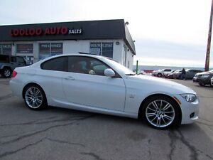 2011 BMW Série 3 335i xDrive Coupe M Package 6 Speed Certified