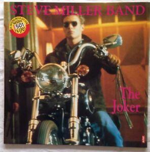 STEVE-MILLER-Unplayed-1990-12-034-Vinyl-Maxi-LP-THE-JOKER-0602039756-EEC