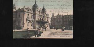 (a68058) Carte Postale Monte Carlo 1904 à Munich-afficher Le Titre D'origine Prix De Rue