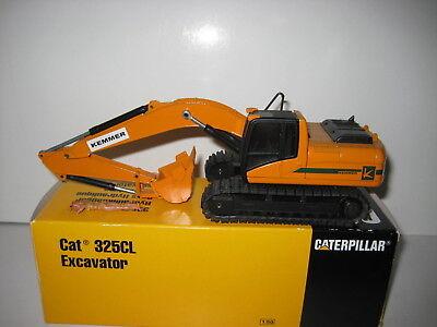 Caterpillar 325 Cl Escavatore Profondamente Cucchiaio Kemmer #515 Nzg 1:50 Ovp-mostra Il Titolo Originale