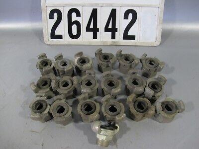 """18 Pezzi Artigli Frizione Con Filettatura Interna 1"""" Artigli Tubo Frizione #26442-ng #26442 It-it"""