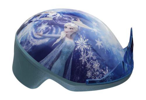 Bell Frozen Toddler Helmets 3D Tiara Free Shipping