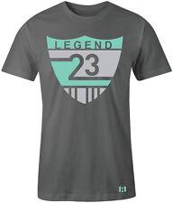 "/""LEGEND 23/"" Shield T-shirt to Match Retro 12 /""FLU GAME/"""