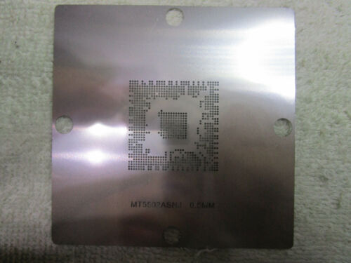 8x8 LGE2112 MT5396SGDJ MT5396JDNJ MT5396EUFJ MT5396TCUJ MT5396BAFJ Stencil
