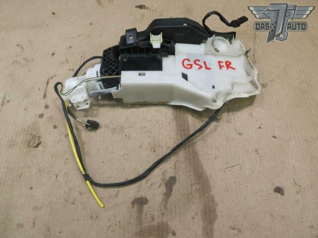 03 06 R230 Mercedes Sl500 Right Passenger Door Lock Latch Actuator 2307200435 For Sale Online Ebay