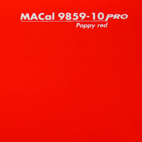 3 M 7,32 €//m voiture voiture film rouge brique brillante 61,5 CM auto