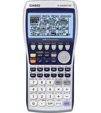New Casio FX-9860G II SD Advanced Graphic  Scientific Calculator USB Power