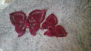 Coppia-di-2-farfalle-farfalla-farfallina-centrino-uncinetto-bomboniera-lotto