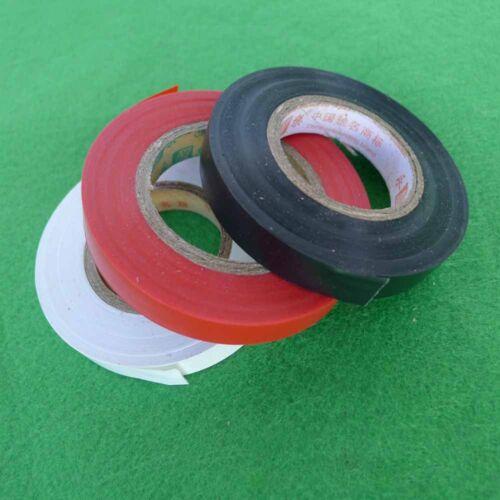 1X Anti-slip Tennis Badminton Racket Grip Finishing Tape 18M Roll IN9Z