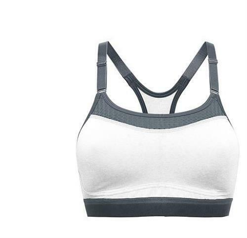 Champion Womens Show-Off Colorblocked Sports Bra 1666D