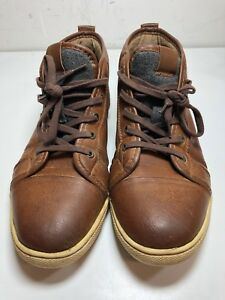 apt 9 mens brown casual high top tennis shoes size 11 m  ebay