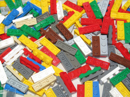 Lego ® Lot x10 Plaques Simple 1x3 Plate Platten Choose Color 3623 NEW