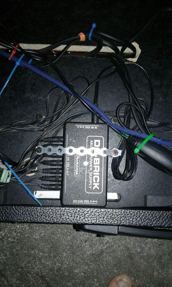 Strømforsyning, MXR Power brick