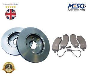 Rear-brake-discs-amp-PAD-SET-FORD-TRANSIT-mk7-2-2-2-4-2006-2014-Rear-Wheel-Drive