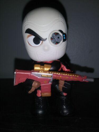 Suicide Squad Funko Mystery Mini Vinyl Figure Masked Deadshot Dead Shot