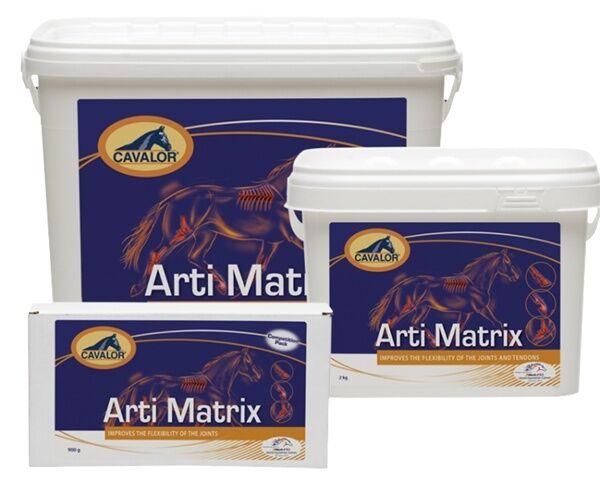 Cavalor ARTI MATRIX Supplement  Improve Flexibility Joints + Tendons 900g 2kg 5kg  high-quality merchandise and convenient, honest service