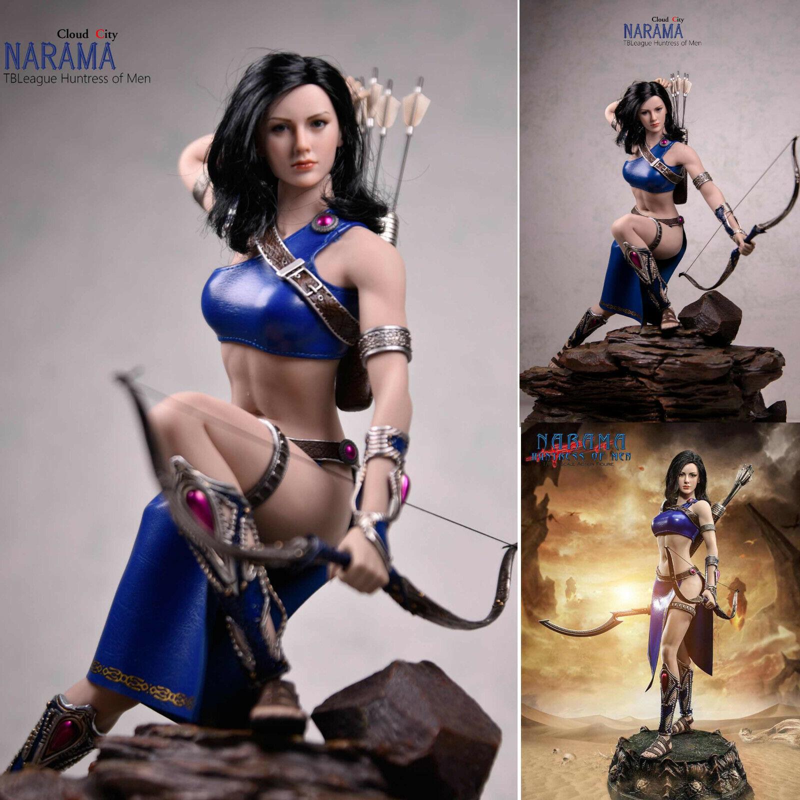 "TBLeague 1//6 Scale Huntress of Men NARAMA Sickle Model F12/"" Action"