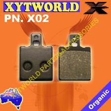 REAR Brake Pads GILERA 125 CX 1991