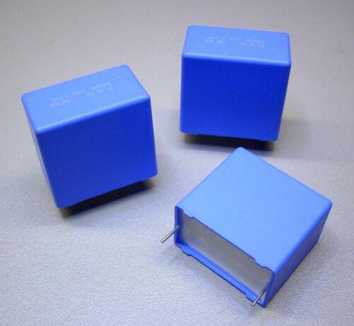 m0627 3 trozo mkp diapositivas condensadores 3,3 µf//250 V